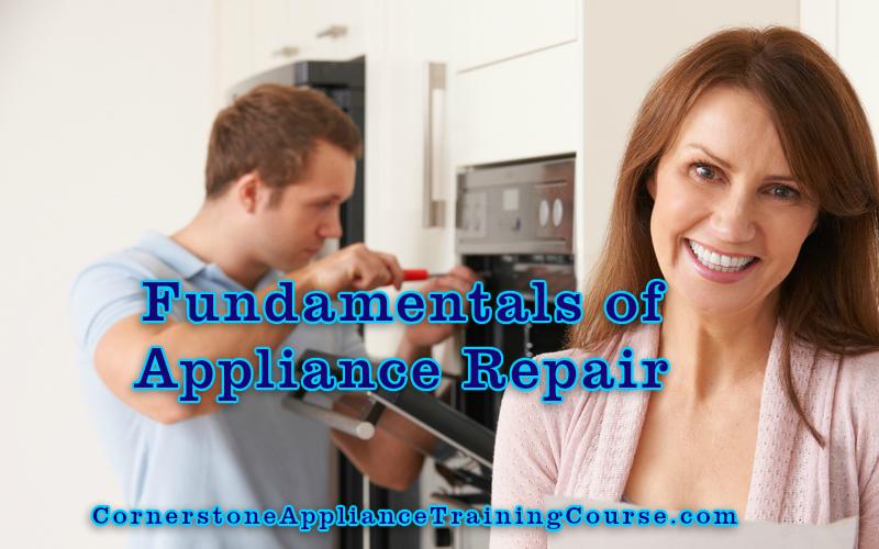 Online Appliance Repair Training
