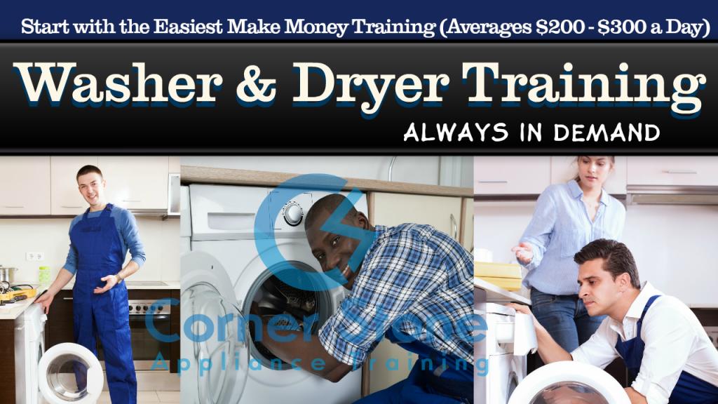Appliance Repair Training Made Easy