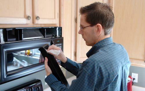 Microwave Repair Training School